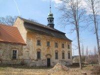 Javorná - kostel sv. Jana Nepomuckého |