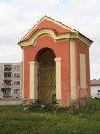Toužim - kaple sv. Kříže |