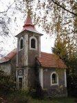 Malý Hrzín - kaple  