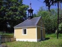 Mostec - kaple sv. Antonína |