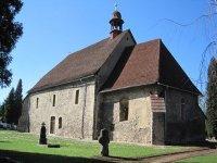 Ostrov - kostel sv. Jakuba Většího |