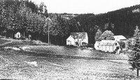 Stanovice - kaple u Stanovického mlýna |