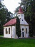 Stará Role - hřbitovní kaple  