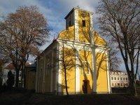 Stanovice - kostel sv. Tří králů |