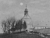 Mariánská - kostel Nanebevzetí Panny Marie  