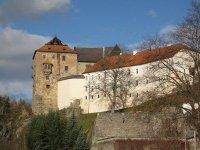 Bečov nad Teplou - hrad a zámek |