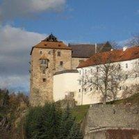 Bečov nad Teplou - hrad a zámek