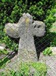Radošov - smírčí kříž |