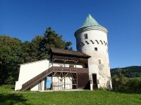 Jáchymov - hrad Freudenstein  