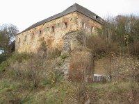 Toužim - hrad a zámek  