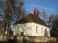 Olšová Vrata - kostel sv. Kateřiny |