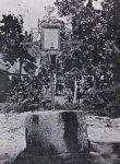 Maroltov - železný kříž  