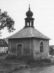 Záhoří - kaple Panny Marie Královny Míru  