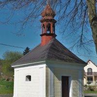 Borek - kaple sv. Martina