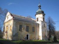 Luka - kostel sv. Vavřince |
