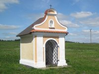 Mostec - kaple Panny Marie |