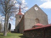 Útvina - kostel sv. Víta |