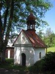Nové Hamry - kaple |