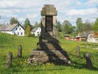 Radyně - pomník obětem 1. světové války | Radyně - pomník obětem 1. světové války