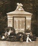 Doubí - pomník obětem 1. světové války |