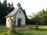 Rozhraní - kaple sv. Jana Nepomuckého |