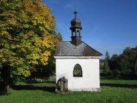 Jeřeň - kaple |
