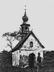 Lesov - kaple |