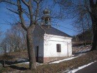 Stráň - kaple |