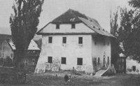 Doupov - Starý zámek  