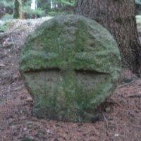 Dobrá Voda - křížový kámen