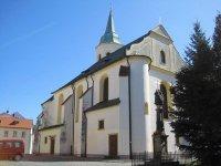 Ostrov - kostel sv. Michaela Archanděla |
