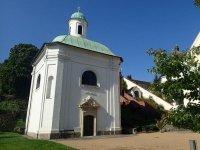 Ostrov - kaple sv. Floriána |