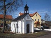 Nová Kyselka - kaple |