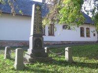 Údrč - pomník obětem 1. světové války |