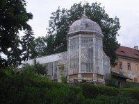 Valeč - zámecký skleník |