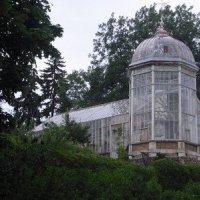 Valeč - zámecký skleník