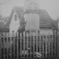 Brložec - pomník obětem 1. světové války