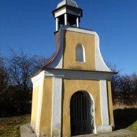 Božičany - kaple sv. Michaela