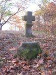 Drahovice - pamětní kříž |