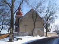 Chlum - kostel sv. Jiljí  