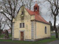 Novosedly - kaple sv. Martina | Novosedly - kaple sv. Martina
