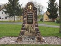 Novosedly - pomník obětem 1. světové války | Novosedly - pomník obětem 1. světové války