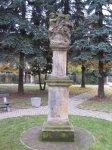 Stráž nad Ohří - sousoší Nejsvětější Trojice  