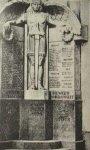Chyše - pomník obětem 1. světové války |