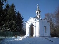 Lachovice - kaple sv. Anny |