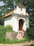 Lachovice - kaple Panny Marie | Lachovice - kaple Panny Marie