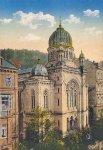 Karlovy Vary - synagoga |