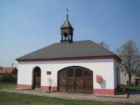 Prohoř - kaple sv. Jana a Pavla  