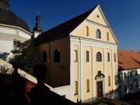 Ostrov - kostel Zvěstování Panny Marie |