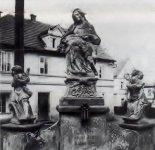 Velichov - sousoší Piety |